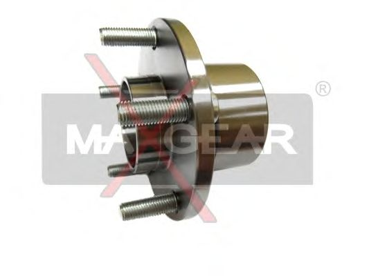 Ступица колеса MAXGEAR 33-0148