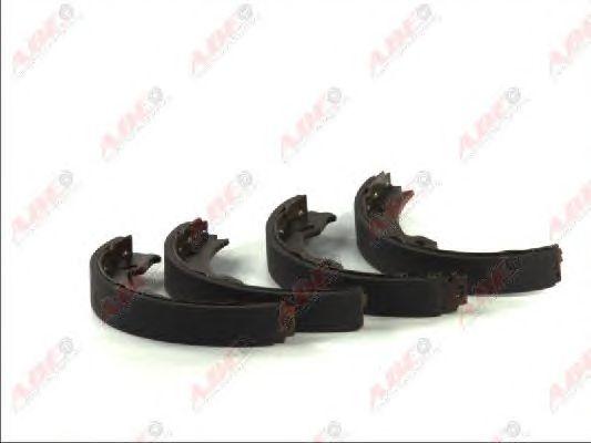Тормозные колодки ручника ABE CRM006ABE