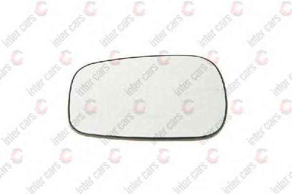 Стекло зеркала заднего вида BLIC 6102-02-1253172P