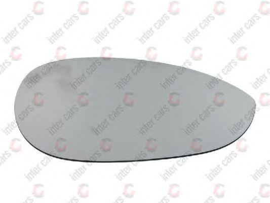 Стекло зеркала заднего вида BLIC 6102-02-1292527P