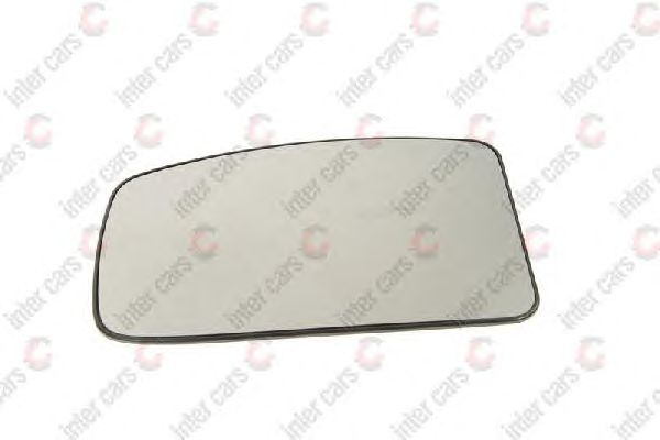 Стекло зеркала заднего вида BLIC 6102-02-1292995P