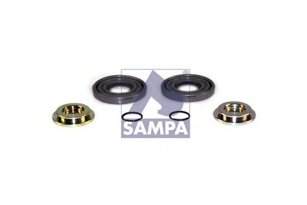 Ремкомплект суппорта SAMPA 095.514