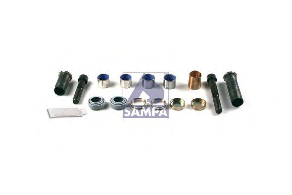 Ремкомплект суппорта SAMPA 095.517