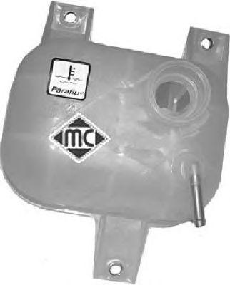 Бачок, радиатор Metalcaucho 03736