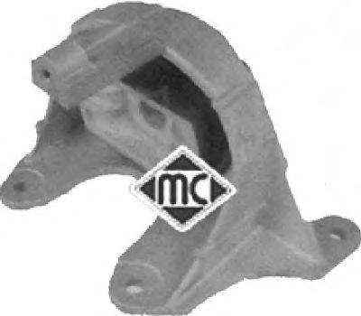 Подушка двигателя Metalcaucho 04983