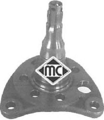 Ступица колеса Metalcaucho 90542