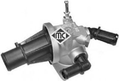 Корпус термостата Metalcaucho 03849
