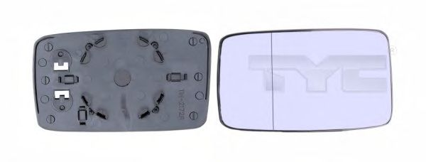 Зеркальное стекло, узел стекла TYC 331-0004-1