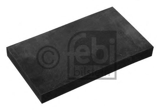 Пластина износа, листовая рессора FEBI BILSTEIN 01123
