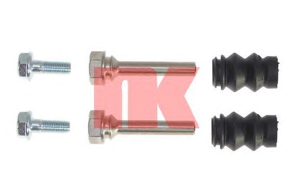 Направляющая гильза, корпус скобы тормоза NK 8935011