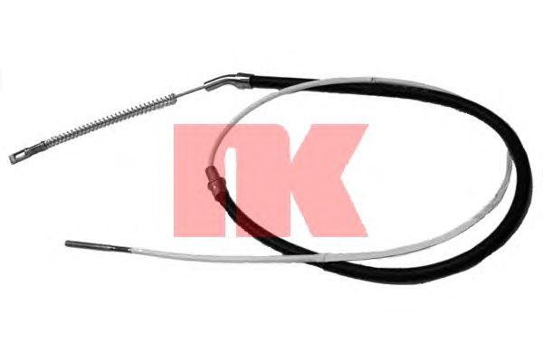 Трос ручника NK 901510