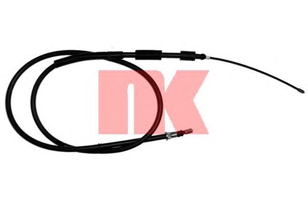 Трос ручника NK 901919