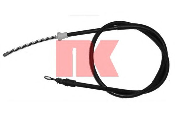 Трос ручника NK 903755