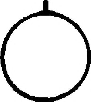 Прокладка впускного коллектора AJUSA 00864100