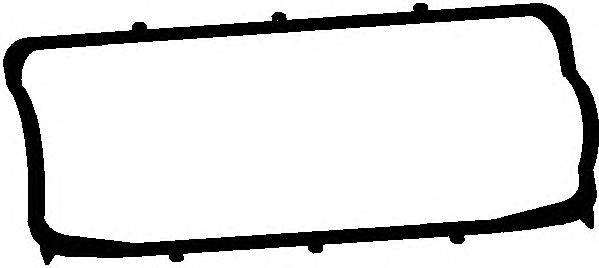 Прокладка клапанной крышки AJUSA 11022600