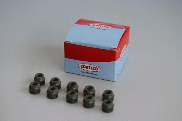 Комплект сальников клапанов CORTECO 19036022