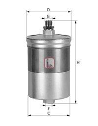 Топливный фильтр SOFIMA S 1505 B
