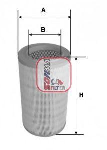 Воздушный фильтр SOFIMA S 7688 A