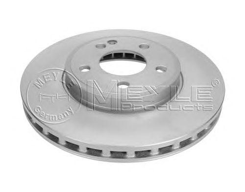 Тормозной диск MEYLE 015 521 0011/PD