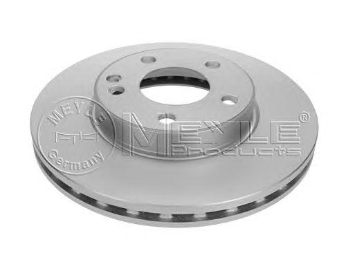 Тормозной диск MEYLE 015 521 0012/PD