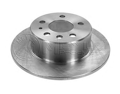 Тормозной диск MEYLE 015 523 2003