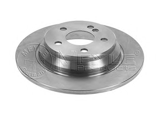 Тормозной диск MEYLE 015 523 2047