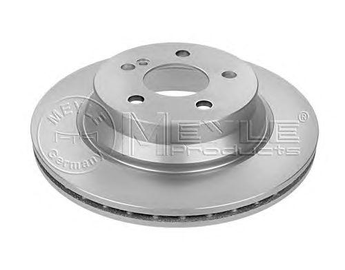 Тормозной диск MEYLE 015 523 2054/PD