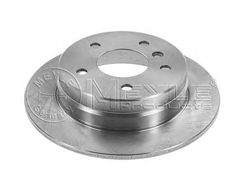 Тормозной диск MEYLE 015 523 2091