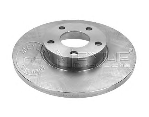 Тормозной диск MEYLE 115 521 1041