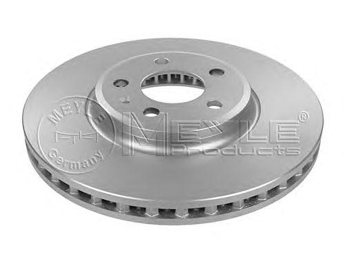 Тормозной диск MEYLE 115 521 1117/PD