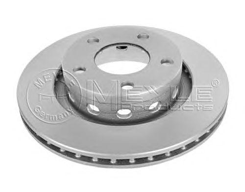 Тормозной диск MEYLE 115 523 0001/PD
