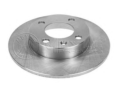 Тормозной диск MEYLE 115 523 1042