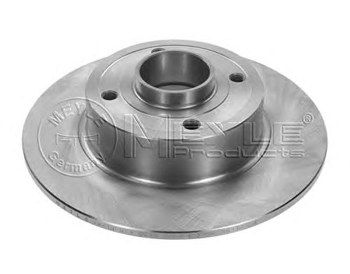 Тормозной диск MEYLE 16-15 523 0016