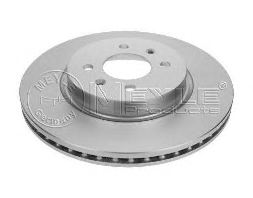 Тормозной диск MEYLE 28-15 521 0016/PD