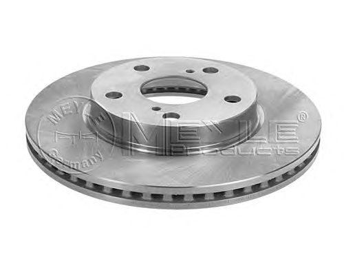 Тормозной диск MEYLE 30-15 521 0061