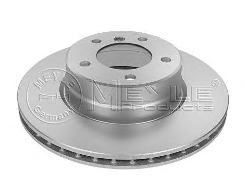 Тормозной диск MEYLE 315 521 3061/PD
