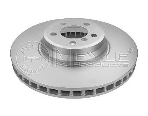 Тормозной диск MEYLE 315 521 3076/PD