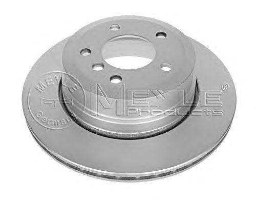 Тормозной диск MEYLE 315 523 0007/PD