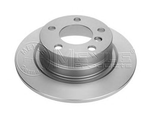 Тормозной диск MEYLE 315 523 0016/PD