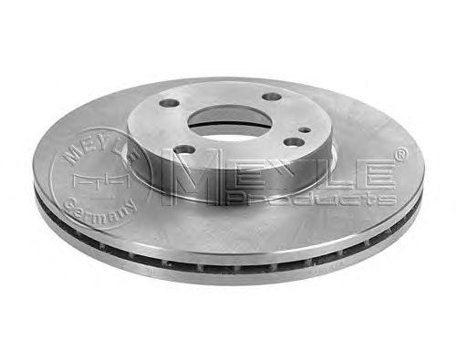 Тормозной диск MEYLE 35-15 521 0015