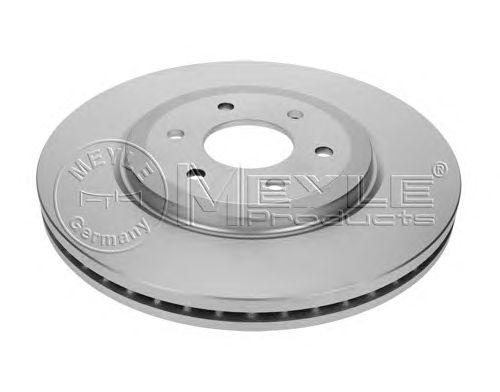 Тормозной диск MEYLE 36-15 521 0051/PD