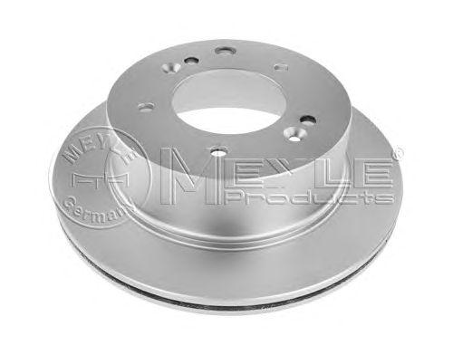 Тормозной диск MEYLE 37-15 523 0015/PD