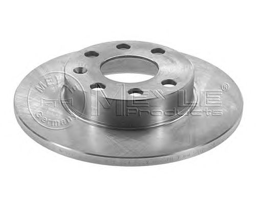 Тормозной диск MEYLE 615 521 6002