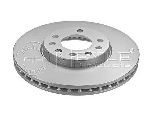 Тормозной диск MEYLE 615 521 6024/PD