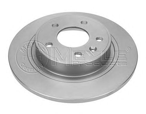 Тормозной диск MEYLE 615 523 0006/PD