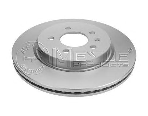 Тормозной диск MEYLE 615 523 0014/PD