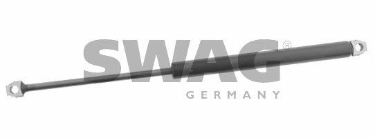 Газовый упор крышки багажника SWAG 20 51 0007