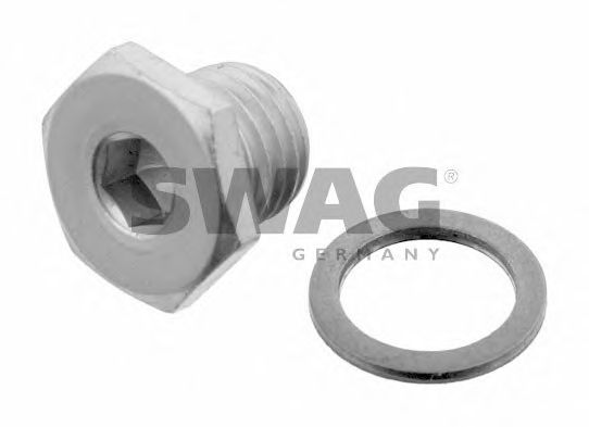 Пробка слива масла SWAG 20 93 0968
