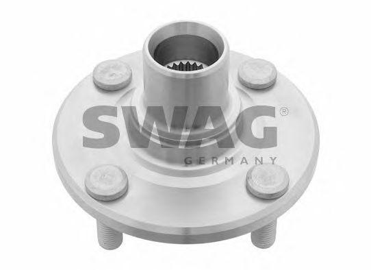 Ступица колеса SWAG 81 92 8240
