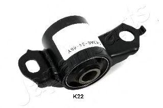 Кронштейн сайлентблока JAPANPARTS RU-K22